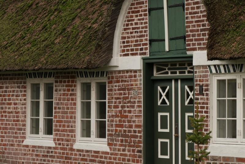 Byhus i Sønderho